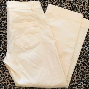 Old Navy wide leg crop pant